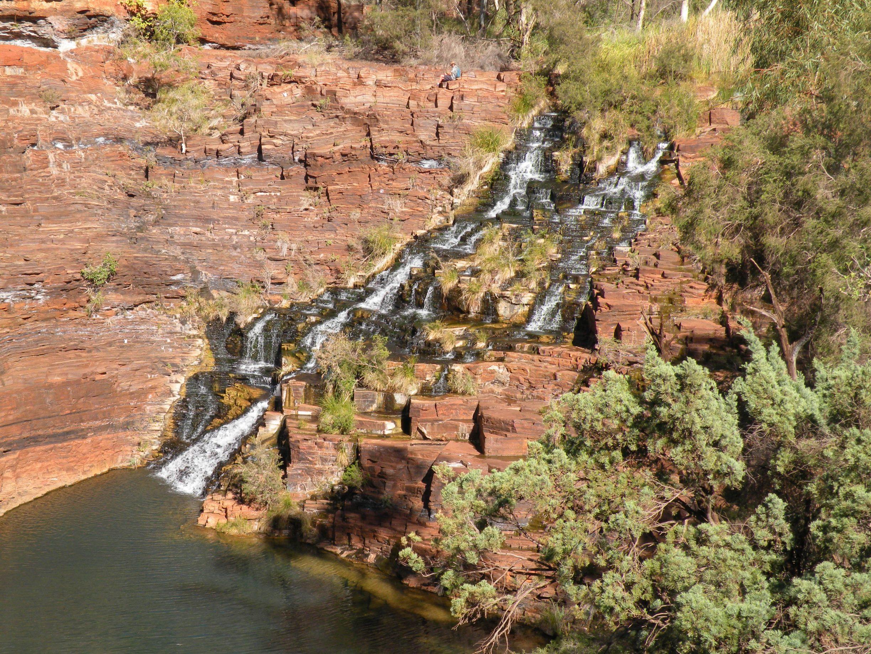 Karijini's Spectacular Dales Gorge
