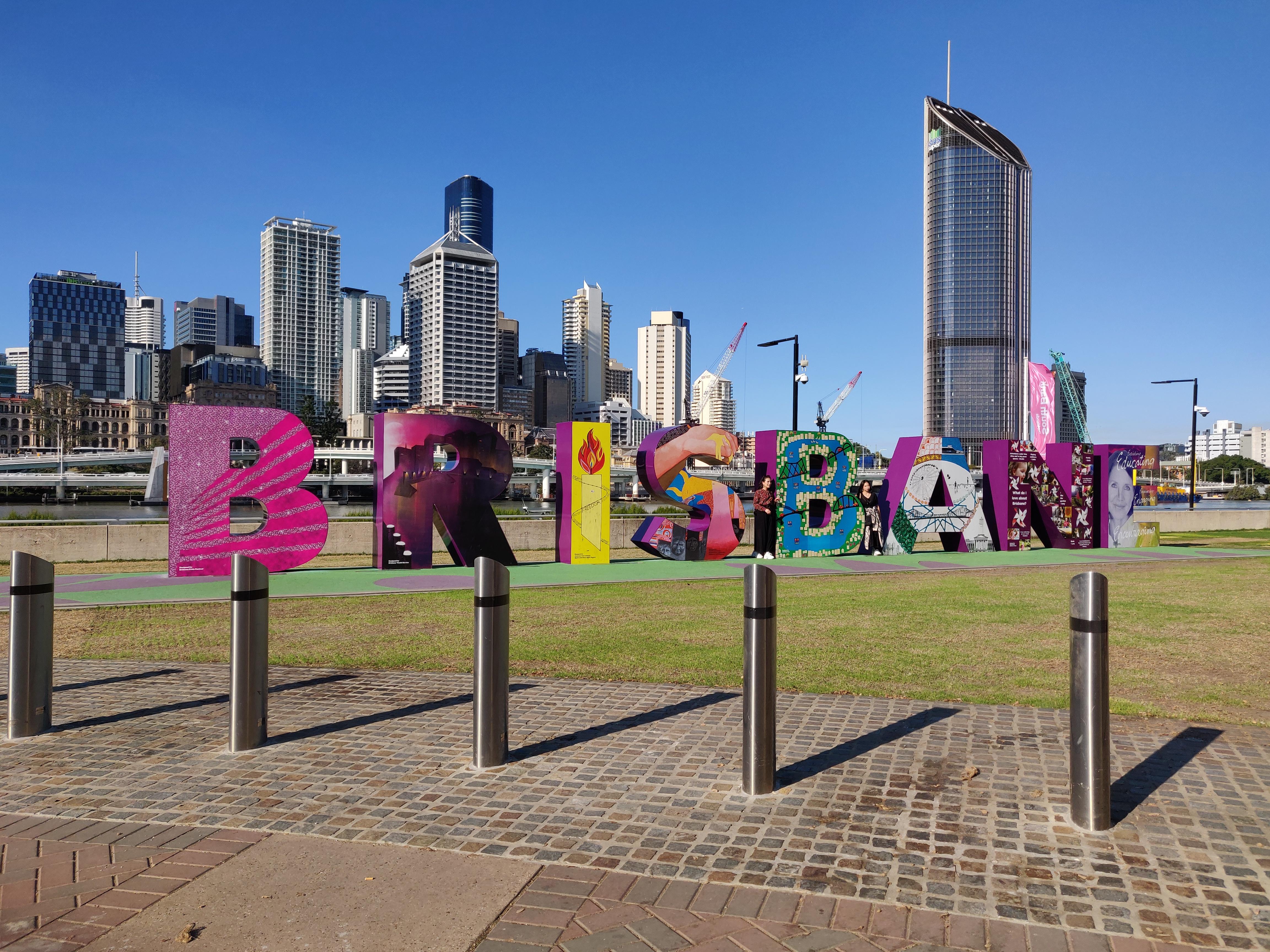 A Day in Brisbane